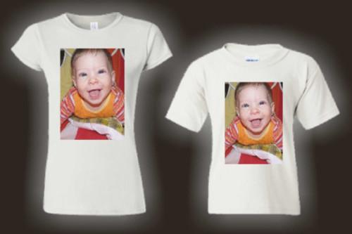 női póló nyomtatás, gyerekpóló készítés