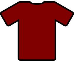 T-ing, az első póló